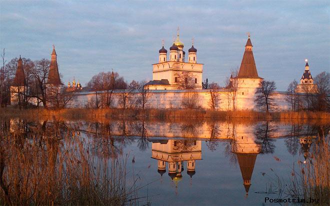 Иосифо-Волоцкий монастырь (Иосифо-Волоколамский  Успенский монастырь)