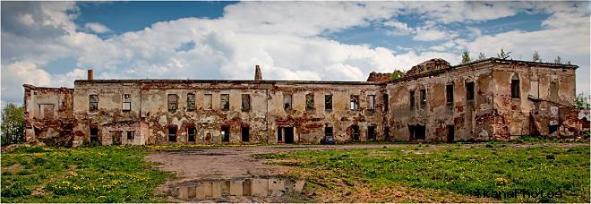 Быховский замок памятник республиканского значения