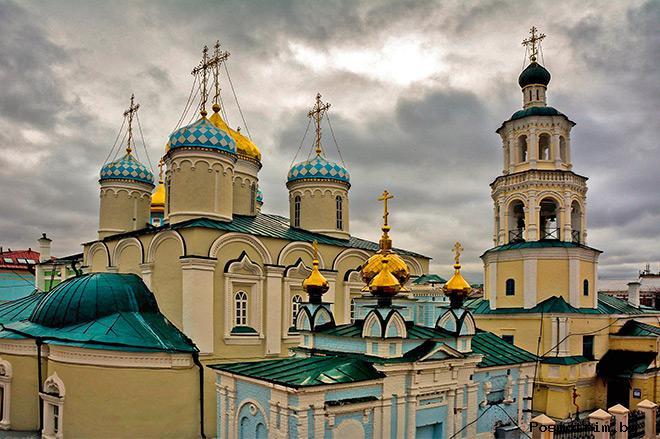 Архитектура Никольского собора Казани