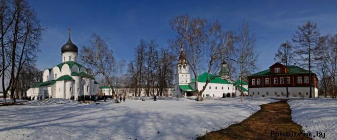 Александрова слобода – Александров Кремль