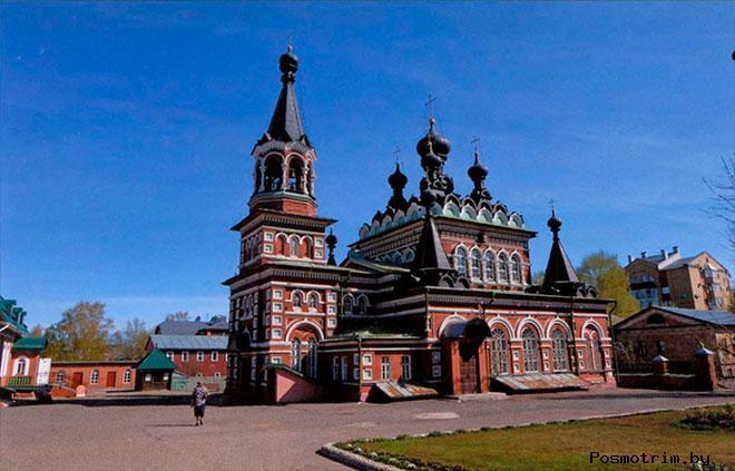 Серафимовский собор Киров
