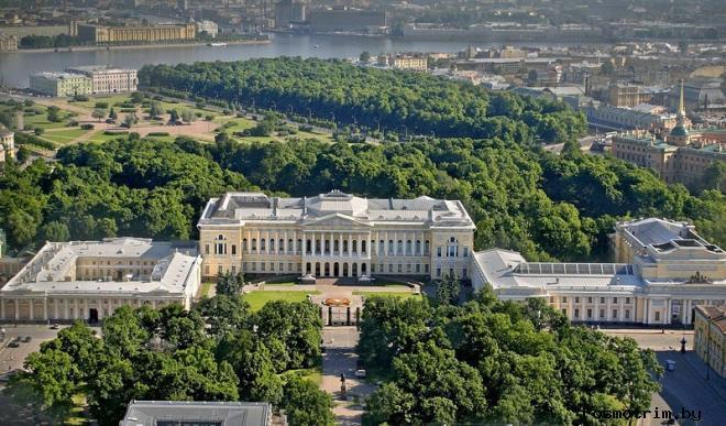 Площадь Искусств Санкт-Петербург (Михайловская площадь)