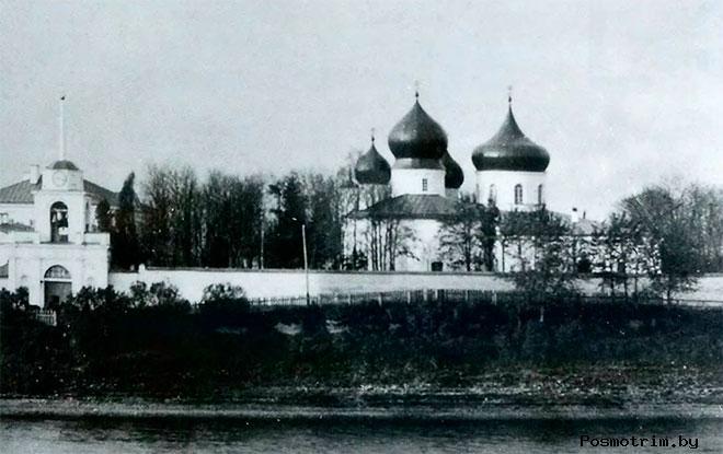 Иоанно-Предтеченский монастырь Псков