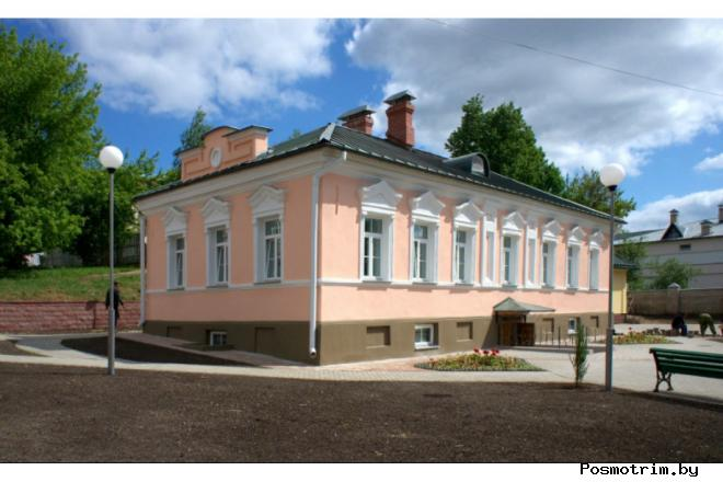 Дом Петра Первого в Полоцке