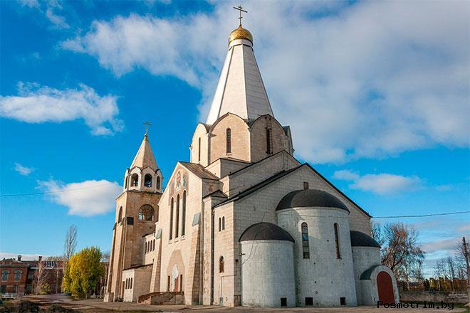 Троицкий храм Балаково