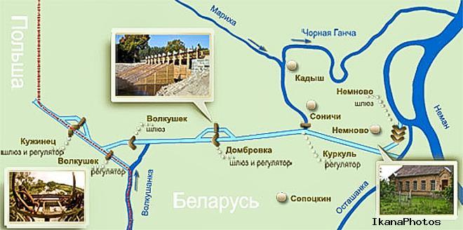 Реконструкция Августовского канала