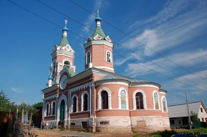 Храм Иоакима и Анны в Можайске