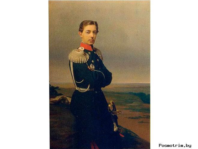 Великий князь Николай Александрович Романов