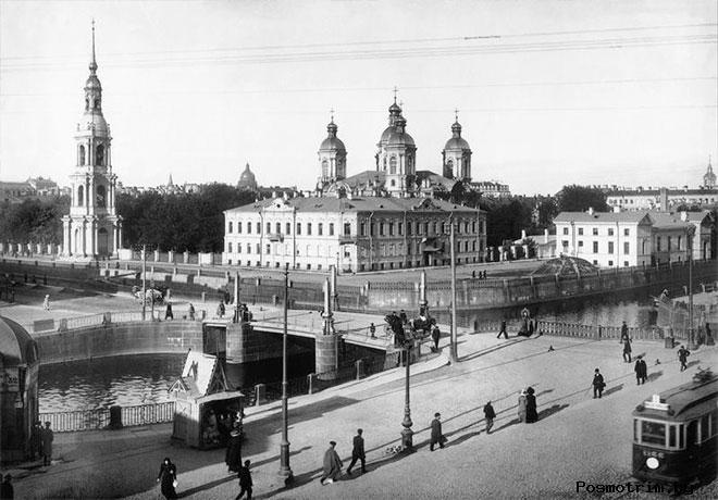 Советская эпоха Морского собора Санкт-Петербурга