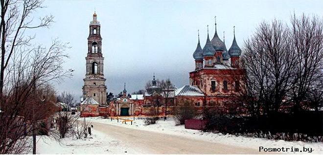 Село Васильевское Шуйского района