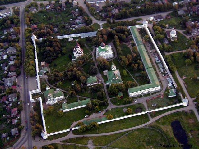 Успенский монастырь Александров