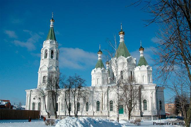 Александро-Невский собор Егорьевск