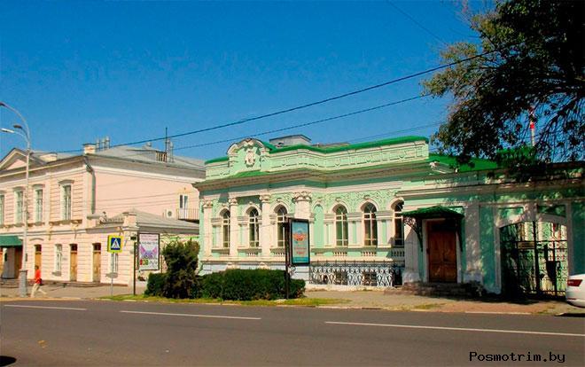 Вокруг Петровской улицы Таганрога
