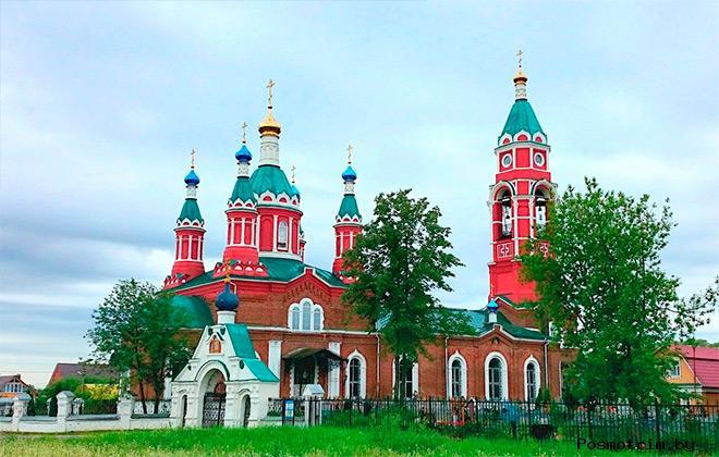 Церковь Георгия Победоносца в Игнатьево