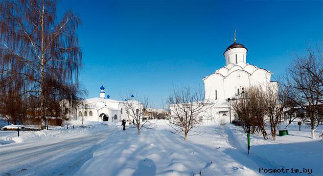 История Княгинина монастыря во Владимире