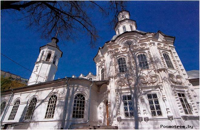 Предтеченский храм Киров