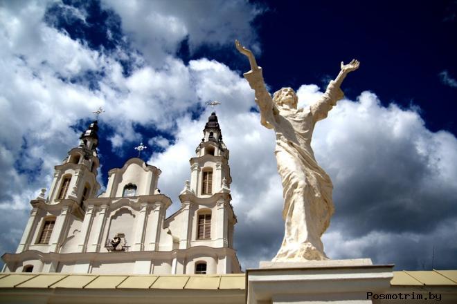 Костел св. Михаила Архангела – Ивенец