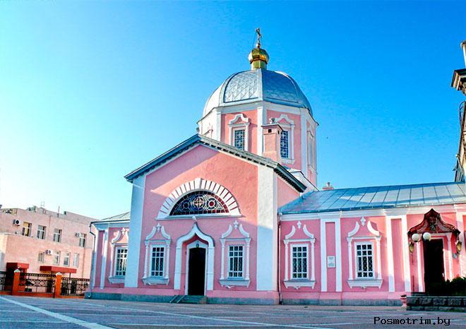 Ильинская церковь Курск