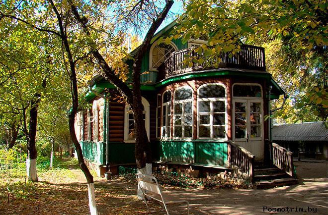Музей Дурылина Болшево
