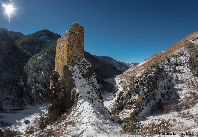Замок в Вовнушках
