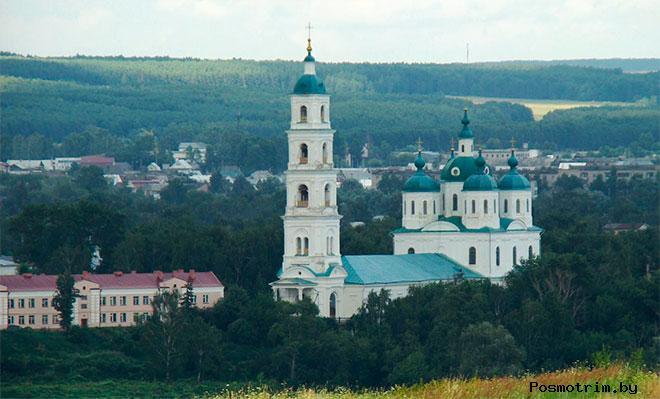 История собора Спаса Нерукотворного образав Елабуге