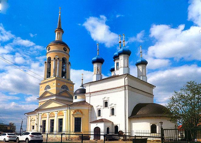 Благовещенский собор Боровск