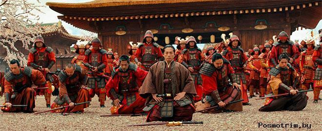 47 самураев - Месть Ако история