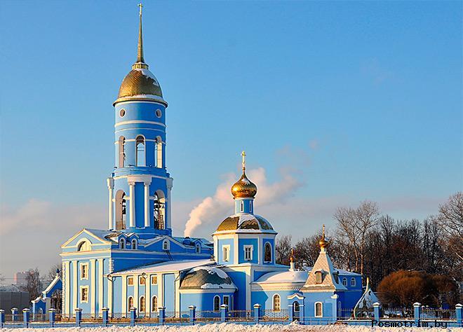 Храм Владимирской иконы Божией Матери Мытищи