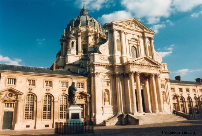 Церковь Валь-де-Грас