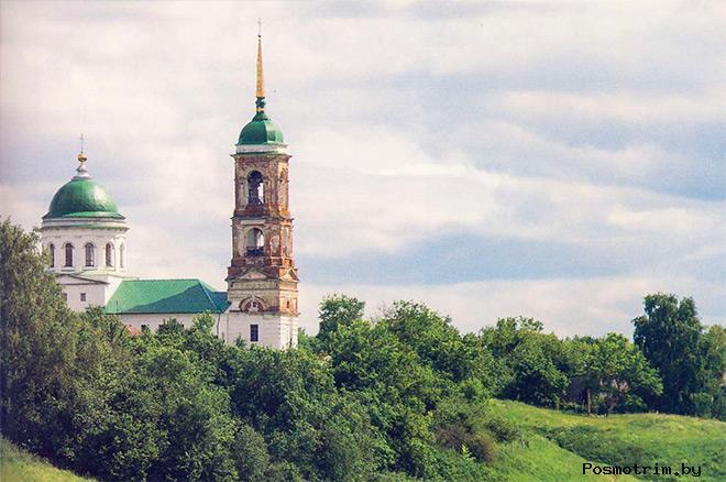 Ильинский храм Касимов