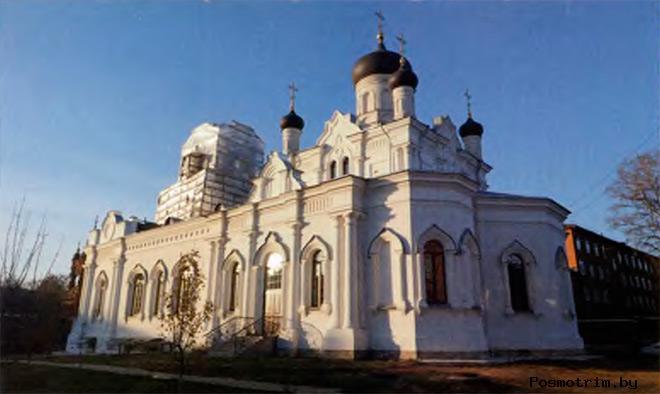 Троице-Мариинский монастырь Егорьевск
