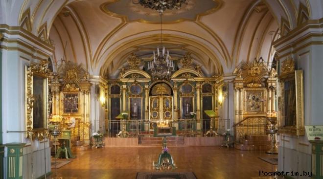 Интерьер Морского собора Петербурга
