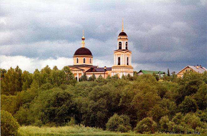 Село Радонеж
