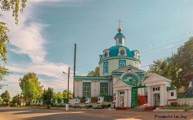 Успенский собор Яранск Кафедральный