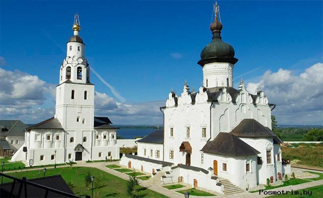 Успенский монастырь Свияжск