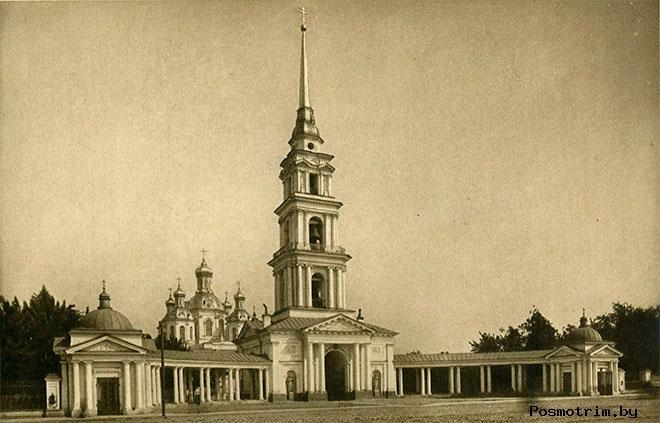 Крестовоздвиженский собор Санкт-Петербурга история