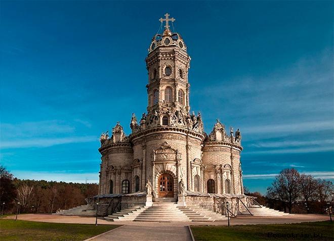 Дубровицы церковь Знамения Пресвятой Богородицы