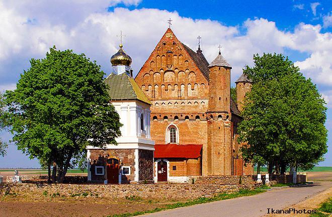 Церковь-крепость Святого Михаила легенда истории возникновения