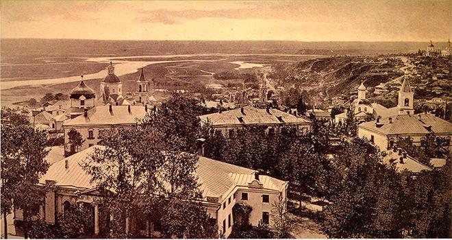 Прогулка по старому Воронежу