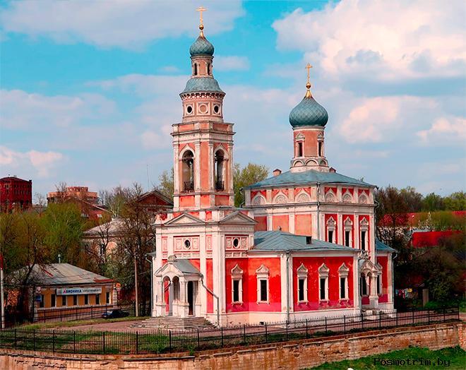 Успенская церковь Серпухов