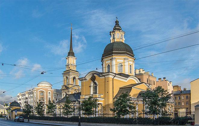 История церкви Симеона и Анны