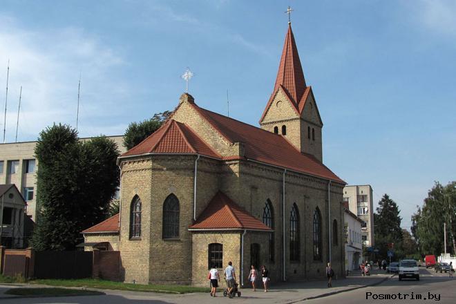 Храм Иоасафата во Владимире-Волынском