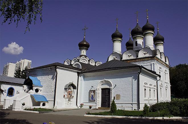 История Храма Покрова в Братцево