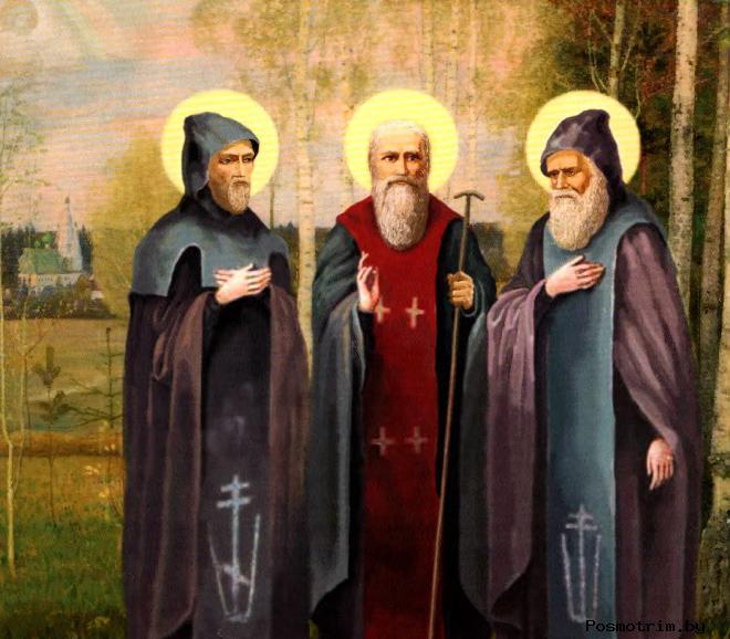 Савватий, Герман и Зосима