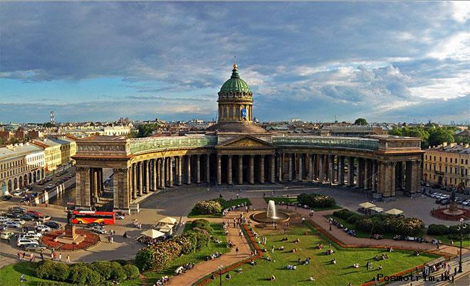 Казанский собор в Санкт-Петербурге фото история кратко режим работы