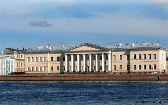 Основание Российской Академии Санкт-Петербург