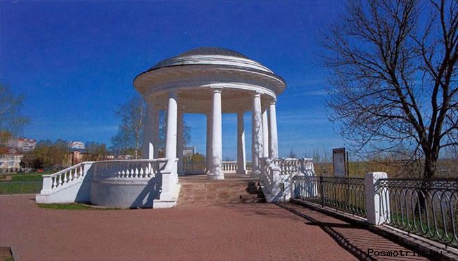 Александровский сад в Кирове