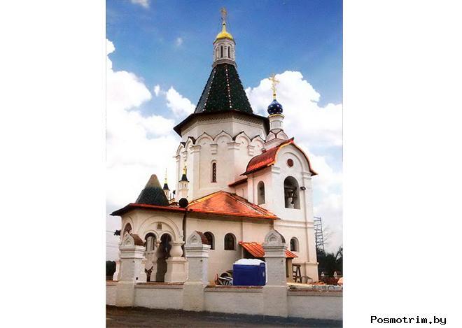 Никулино церковь Николая Чудотворца