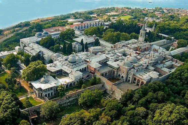 Дворец Топкапы - главная достопримечательность Стамбула