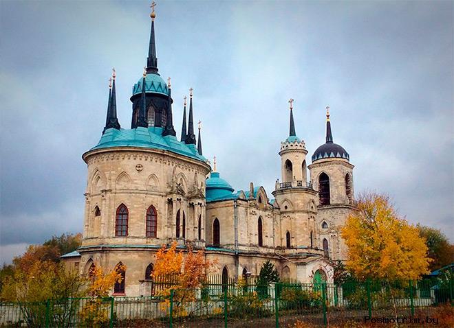 Владимирская церковь в Быково после революции